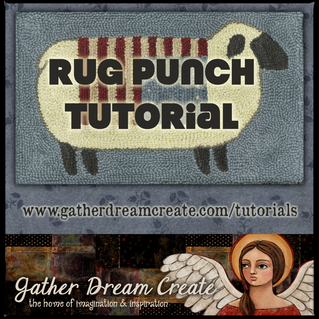 punch rug tutorial banner