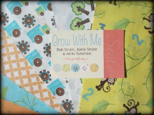 Deb strain & daughters fabric line