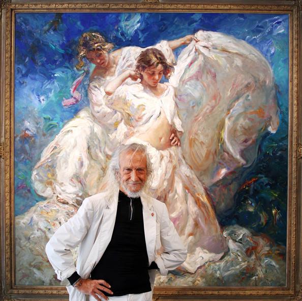 Halcyon+Gallery+Unveil+Azules+Y+Blancos+Exhibition+elqR0V-Cp-Tl