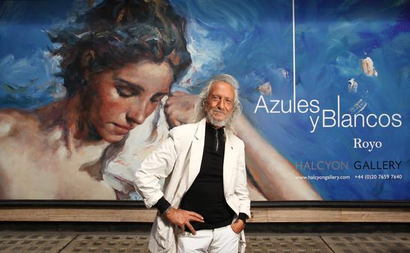 Halcyon+Gallery+Unveil+Azules+Y+Blancos+Exhibition+mDkcL5i6xVll