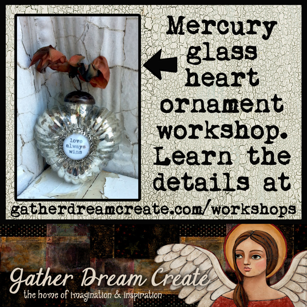 Mercury glass orn WS ad